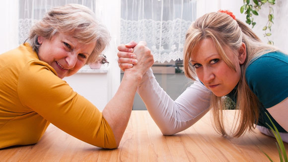 Caregiving a difficult parent: How to cope and heal the relationship.