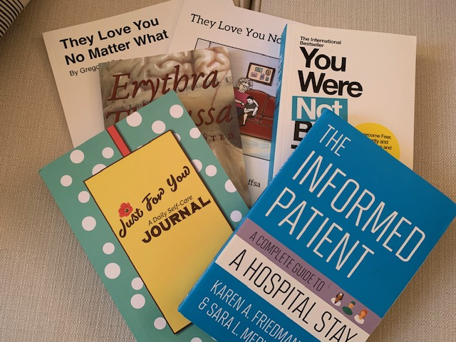 Caregiver Warrior Holiday book review 2020